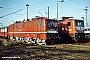 """LEW 13134 - DR """"109 049-7"""" 19.07.1997 - Rostock, Betriebswerk HauptbahnhofBernd Gennies"""