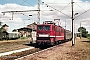 """LEW 13135 - DR """"211 050-0"""" 31.08.1987 - LalendorfMichael Uhren"""