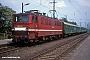 "LEW 13615 - DR ""109 052-1"" 03.06.1992 - Falkenberg (Elster)F. Wietschorke (Archiv: Werner Brutzer)"