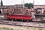 """LEW 13617 - DR """"211 054-2"""" 28.07.1987 - Magdeburg Buckau, EinsatzstelleMichael Uhren"""