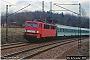 """LEW 13619 - DB AG """"142 187-4"""" __.03.1995 - FreibergUwe Schneider"""