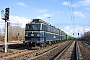 """LEW 13623 - WAB """"55"""" 08.04.2004 - Rostock-BramowPeter Wegner"""