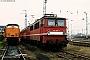 """LEW 14166 - DB AG """"142 210-4"""" 24.11.1995 - Stendal, BahnbetriebswerkFrank Weimer"""
