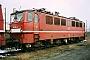 """LEW 14179 - DR """"142 364-9"""" 27.02.1993 - Leipzig, Hauptbahnhof, Bahnbetriebswerk WestMichael Noack"""