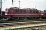 """LEW 14183 - DR """"142 368-0"""" 17.07.1992 - Berlin-Schöneweide, RangierbahnhofNorbert Schmitz"""