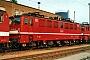 """LEW 14675 - DB AG """"142 228-6"""" 25.06.1997 - Falkenberg (Elster), BahnbetriebswerkMartin Schüler"""