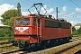 """LEW 14987 - DB AG """"142 255-9"""" 01.09.1998 - MarkranstädtDaniel Berg"""