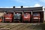 "LEW 14987 - Railion ""142 255-9"" 26.05.2002 - Weimar, BahnbetriebswerkDaniel Berg"