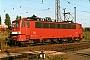 """LEW 15099 - DB AG """"142 280-7"""" __.08.1999 - Magdeburg-Rothensee, BahnbetriebswerkDaniel Berg"""