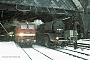 "LEW 15102 - DR ""211 070-8"" 18.01.1986 - Dresden, HauptbahnhofMichael Uhren"