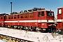 "LEW 15103 - DR ""109 071-1"" 24.02.1996 - Waren (Müritz), BahnbetriebswerkJens Lesch"