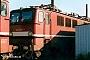 """LEW 15108 - DB AG """"142 376-3"""" 08.05.1994 - Halle (Saale), Betriebswerk PSteffen Hennig"""