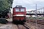 "LEW 15110 - DR ""142 378-9"" 15.08.1992 - Halle (Saale), Bahnbetriebswerk PErnst Lauer"