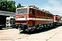 LEW 15116 - ETM 11.08.1997 - Prora, Eisenbahn und TechnikmuseumJens Lesch