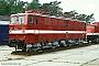 LEW 15116 - ETM 20.07.1995 - Prora, Eisenbahn und TechnikmuseumBodo Braun (Archiv Werner Brutzer)