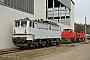 """LEW 15421 - DP - Deutsche Privatbahn GmbH """"DP 56"""" 26.03.2010 - Neustrelitz, Arriva WerkeSebastian Schrader"""