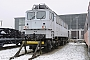 """LEW 15421 - DP - Deutsche Privatbahn GmbH """"DP 56"""" 31.01.2011 - Neustrelitz, AWNSebastian Schrader"""
