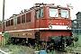 "LEW 15423 - DB AG ""142 393-8"" __.10.1994 - Halle (Saale), Bahnbetriebswerk PRalf Brauner"