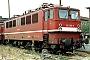 "LEW 15425 - DB AG ""142 395-3"" __.10.1994 - Halle (Saale), Bahnbetriebswerk PRalf Brauner"