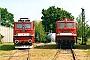 "LEW 8958 - DB Museum ""211 001-3"" 24.05.2003 - Weimar, BahnbetriebswerkDaniel Berg"