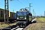 """LEW 9892 - MTEG """"E 42 001"""" 15.08.2012 - Dresden-FriedrichstadtSilvio  Hein"""