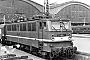 """LEW 9899 - DR """"211 808-1"""" 21.07.1989 - Leipzig, HauptbahnhofWolfram Wätzold"""