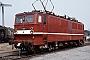 """LEW 9899 - DR """"211 808-1"""" 28.08.1990 - Magdeburg Hbf, BahnbetriebswerkErnst Lauer"""