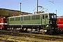 """LEW 9901 - DR """"211 010-4"""" __.01.1983 - Seddin, BahnbetriebswerkRudi Lautenbach"""