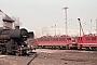 """LEW 9906 - DR """"211 015-3"""" 15.03.1987 - Berlin-Lichtenberg, BetriebswerkMichael Uhren"""