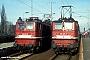 "LEW 9906 - DB AG ""109 015-8"" 11.03.1994 - SeddinD.Holz (Archiv Werner Brutzer)"
