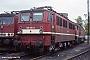 """LEW 9923 - DR """"142 014-0"""" 29.10.1992 - Engelsdorf, BahnbetriebswerkMarco Osterland"""