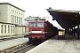 """LEW 9928 - DR """"242 019-8"""" __.04.1987 - Dessau, HauptbahnhofRalf Brauner"""