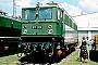 """LEW 9939 - Privat Weise """"E 11 028"""" 30.04.2000 - Dresden-Altstadt, BahnbetriebswerkErnst Lauer"""