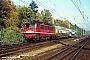"""LEW 9940 - DR """"109 029-9"""" 31.10.1993 - MichendorfD.Holz (Archiv Werner Brutzer)"""